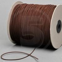 Cordino elastico in bobina, spessore 2,2mm, Marrone
