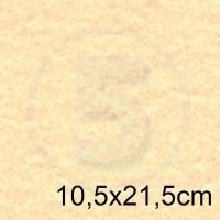 Biglietto in carta MARINA SABBIA formato 10,5x21,5cm 175gr