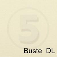 Special Paper Buste in carta ACQUERELLO AVORIO DL 120gr