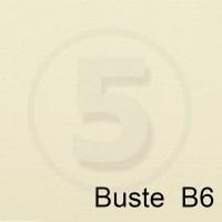 Special Paper Buste in carta ACQUERELLO AVORIO B6 120gr