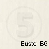 Special Paper Buste in carta ACQUERELLO BIANCO B6 120gr