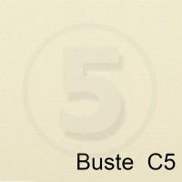 Special Paper Buste in carta ACQUERELLO AVORIO C5 120gr