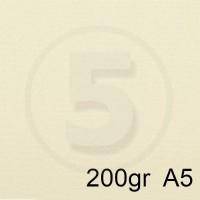 Special Paper Carta ACQUERELLO AVORIO A5 200gr