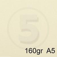 Special Paper Carta ACQUERELLO AVORIO A5 160gr