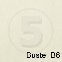 Special Paper Buste in carta COTTAGE AVORIO B6 120gr