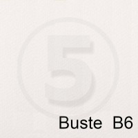 Special Paper Buste in carta COTTAGE BIANCO B6 120gr