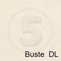 Special Paper Buste in carta FLORA AVORIO DL 130gr