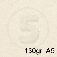 Special Paper Carta FLORA AVORIO A5 130gr