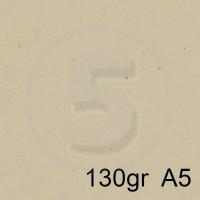 Special Paper Carta FLORA BEIGE A5 130gr