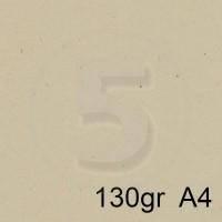 Special Paper Carta FLORA BEIGE A4 130gr