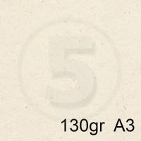 Special Paper Carta FLORA AVORIO A3 130gr