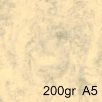 Special Paper Carta MARBRE AVORIO A5 200gr