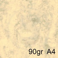 Special Paper Carta MARBRE AVORIO A4 90gr