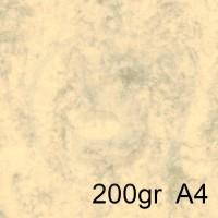 Special Paper Carta MARBRE AVORIO A4 200gr