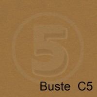 Special Paper Buste in carta NATURAL SAVANA C5 120gr