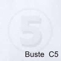 Special Paper Buste in carta PERGAMENA BIANCO C5 110gr