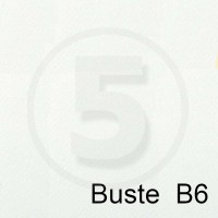 Special Paper Buste in carta TINTORETTO BIANCO B6 95gr