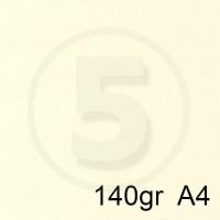 Special Paper Carta TINTORETTO AVORIO A4 140gr