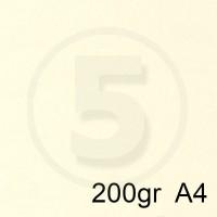 Special Paper Carta TINTORETTO AVORIO A4 200gr