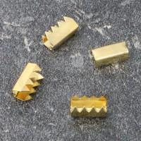 Chiusure in metallo per la produzione di anelli, ottonato